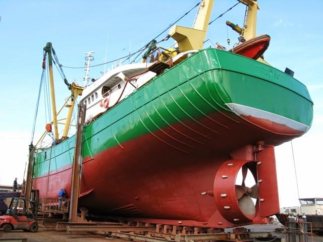 Docking Survey / Survey Pengendokan