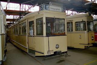 Straßenbahn + Museum: Was wird aus dem Straßenbahn-Betriebshof in Niederschönhausen (Nordend)?, aus Senat