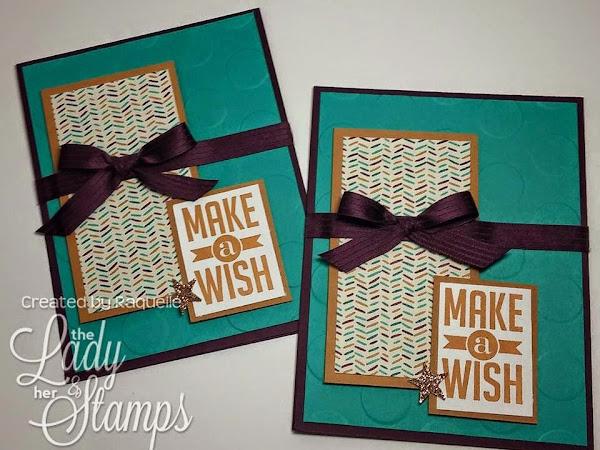 Make A Wish - Cute & Quick Card
