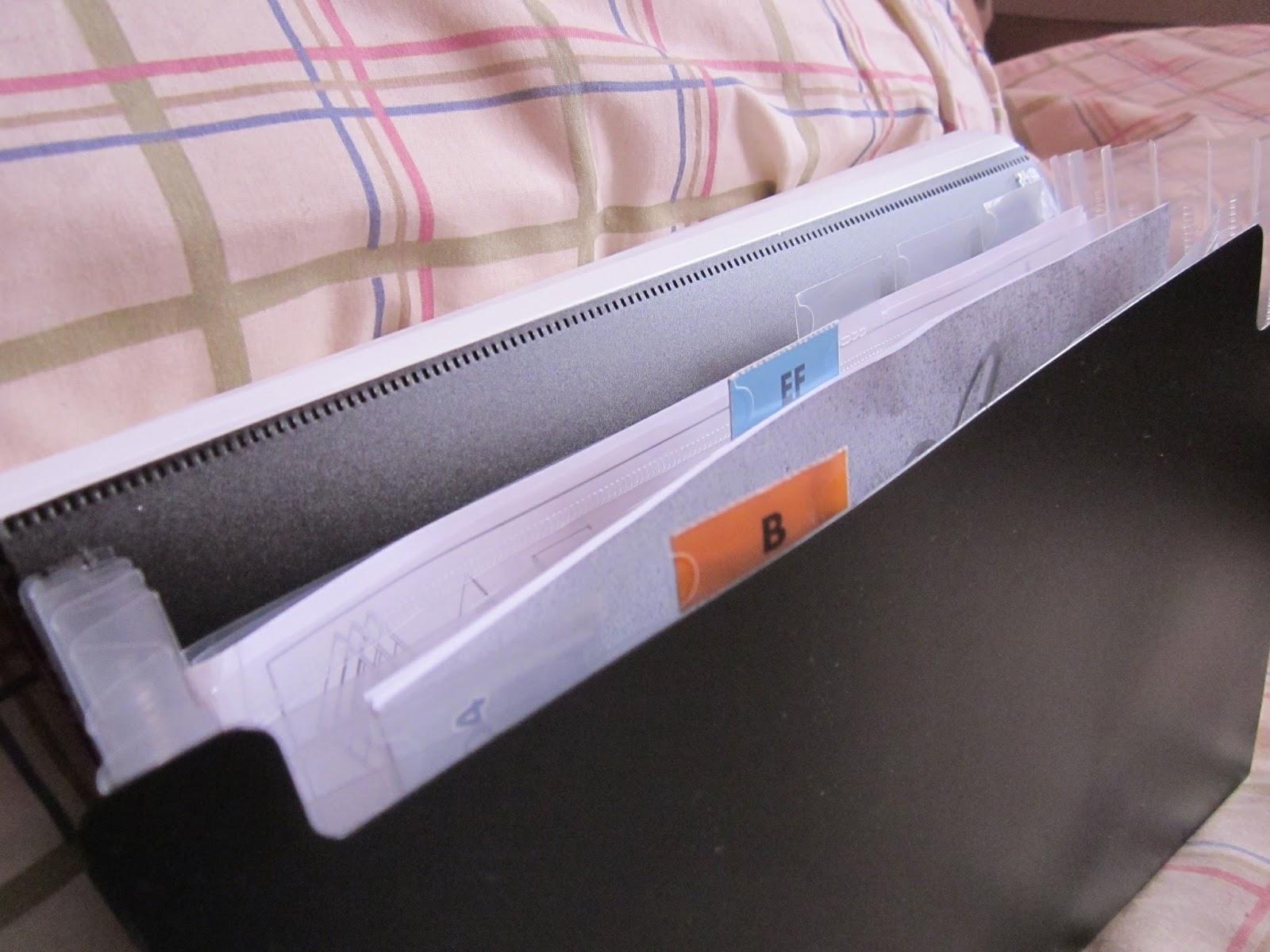organizing instruction manuals