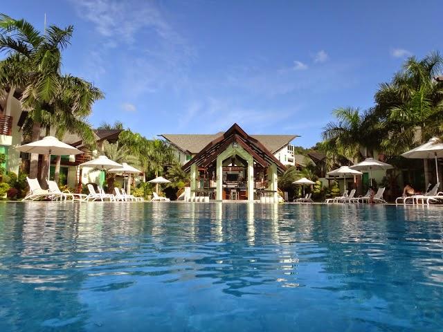 Laiya Beach Resorts June 2014