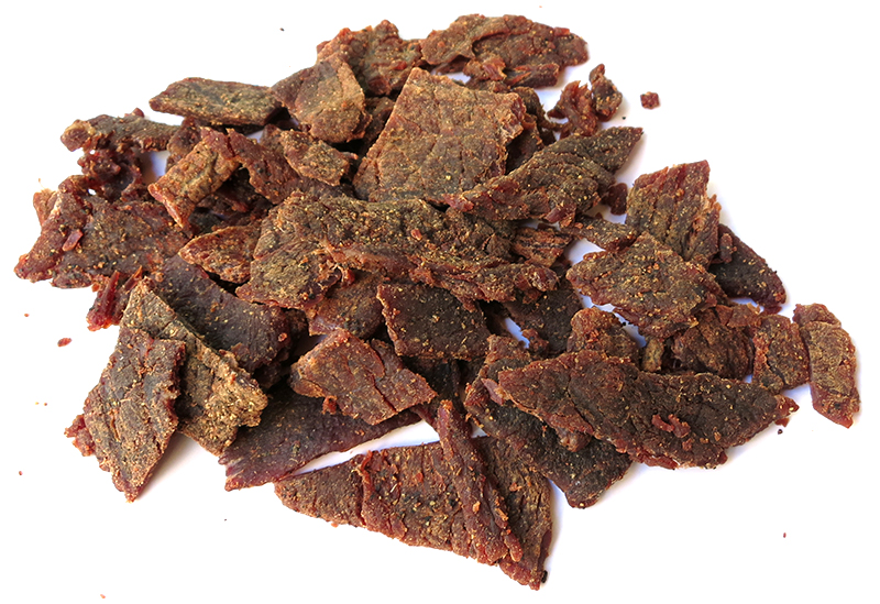 dried and true beef jeriy