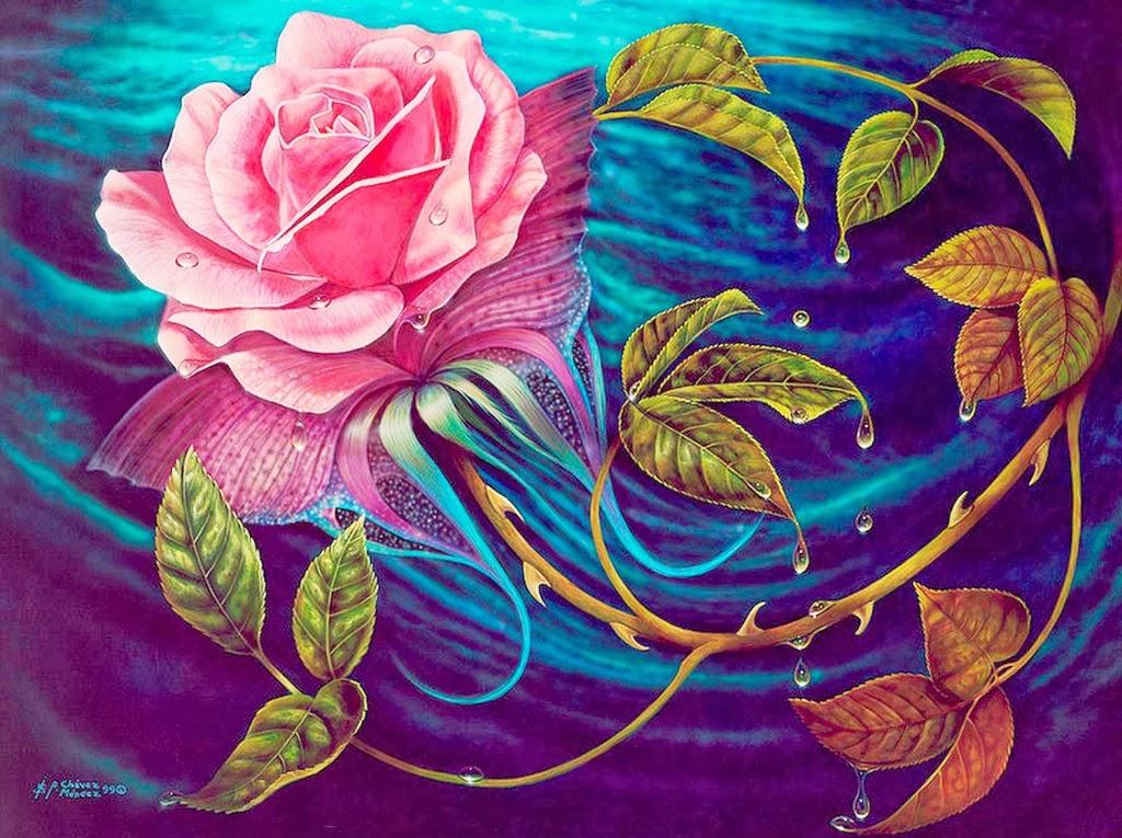 Pinturas cuadros lienzos arte en pinturas modernas con for Imagenes de cuadros abstractos rusticos