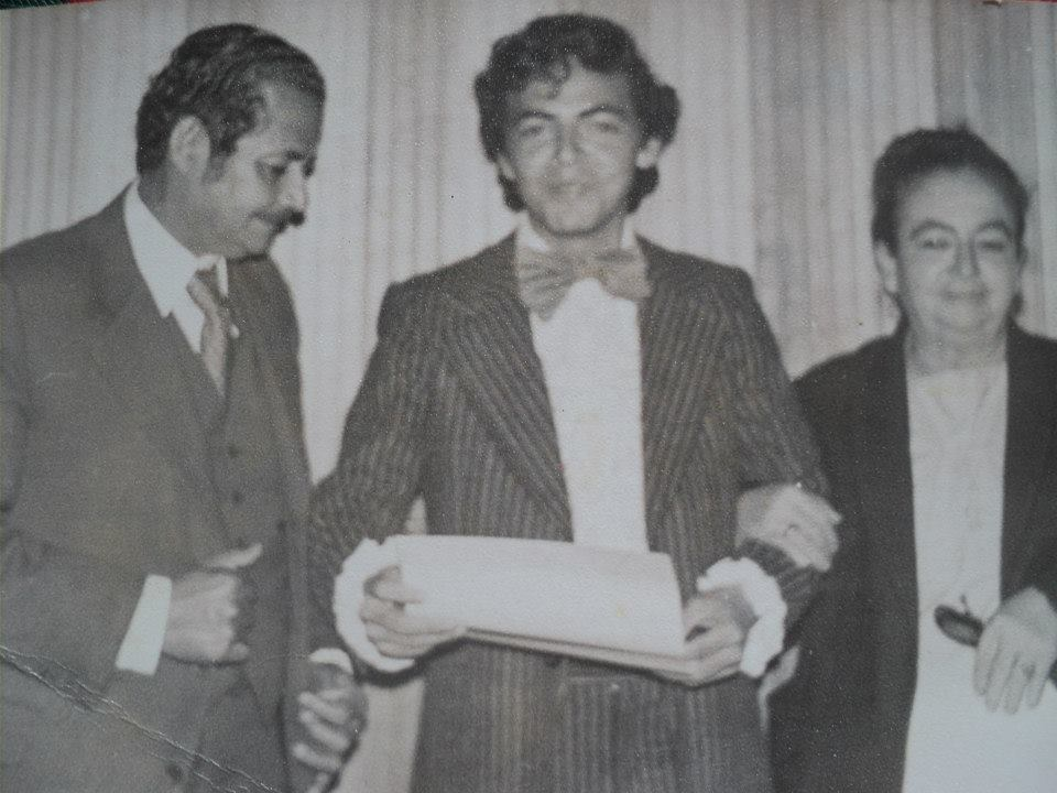 Leonardo in 1976