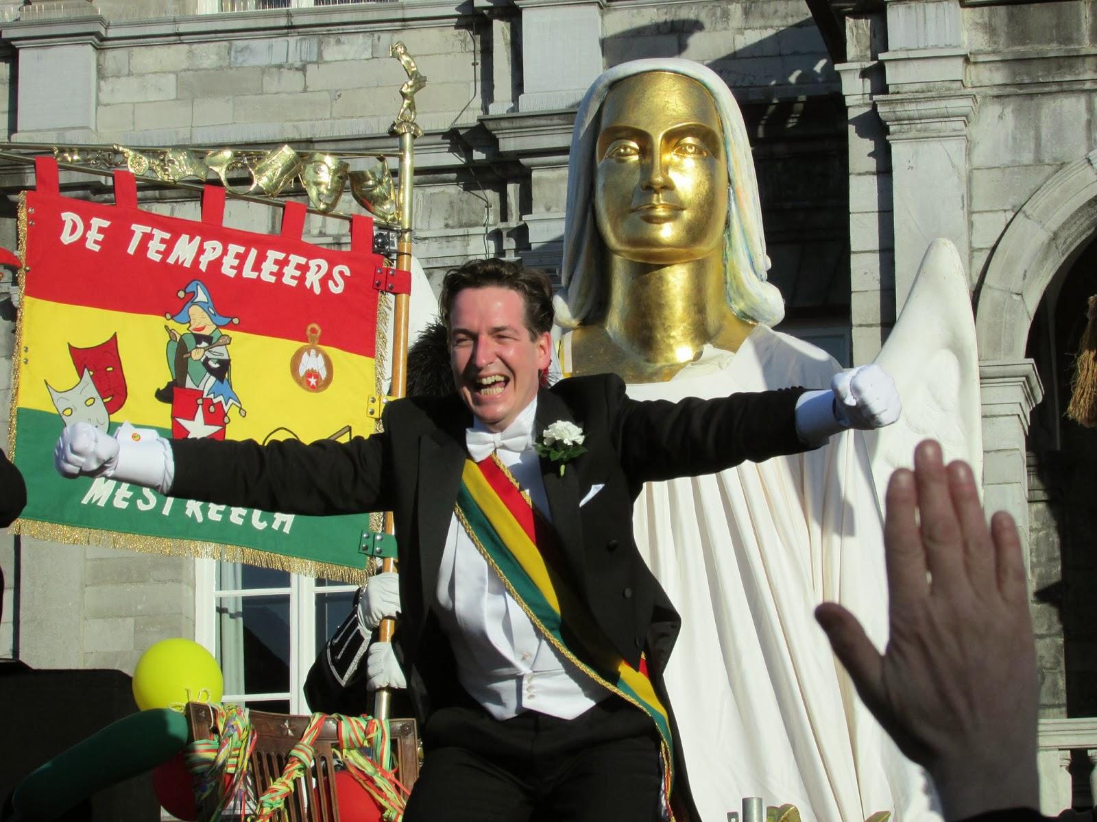 Prins Carnaval 2014 Henri de Eerste