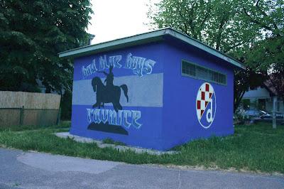 Graffiti - Branimirova/Županova