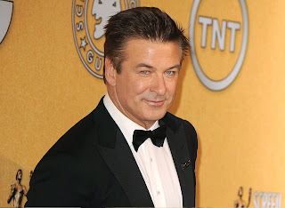 '30 Rock Star' Alec Baldwin wants to be a great dad
