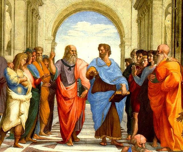La Academia de Atenas (Video)