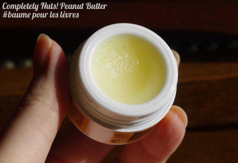 Completely Nuts Peanut Butter : avis sur le baume à lèvres