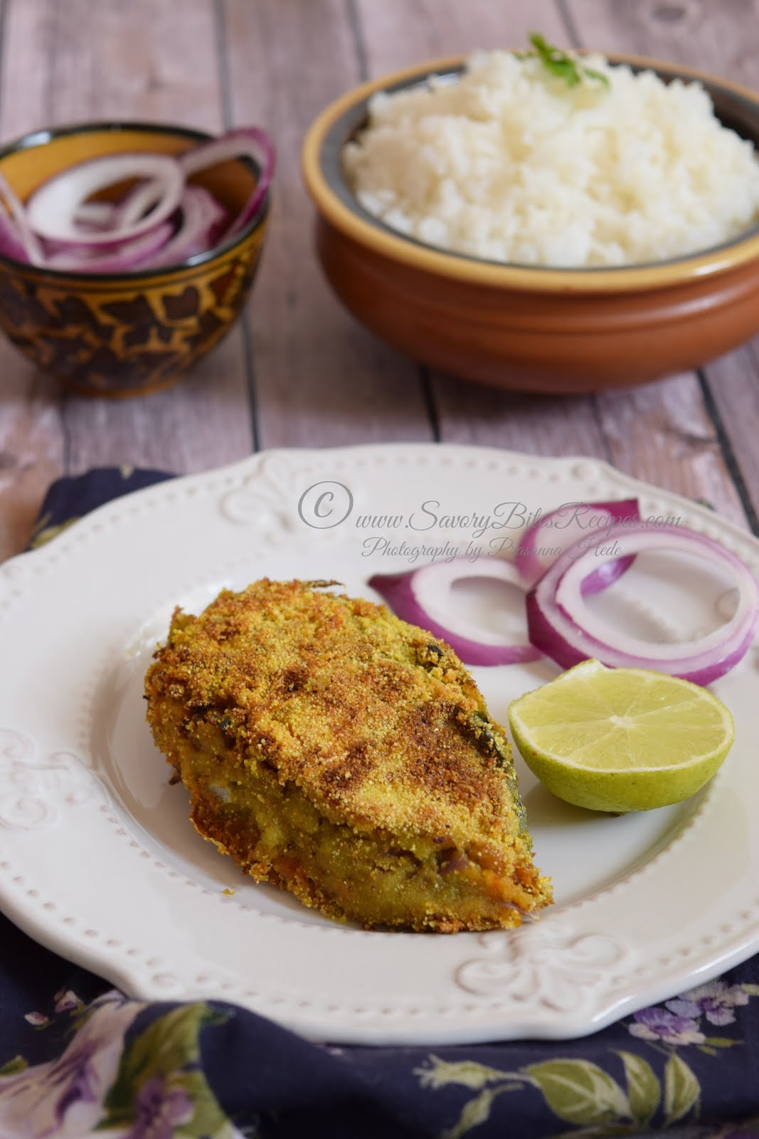 Goan mackerel recheadostuffed savory bites recipes i shall post recipes of mackerel as and when i will prepare them but todays post is about recheado how to fillet mackerel so enjoy this dish as i do forumfinder Image collections