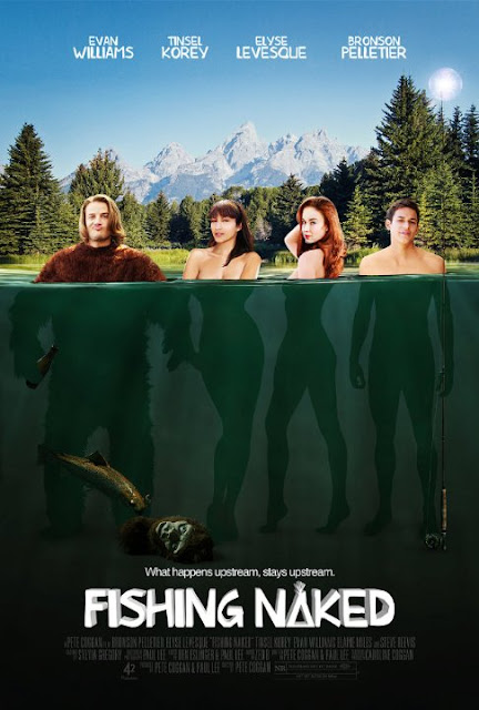 Fishing Naked (2015) tainies online oipeirates