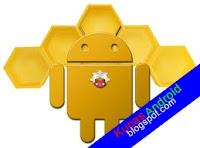 Android versi 3.0/3.1 (Honeycomb)