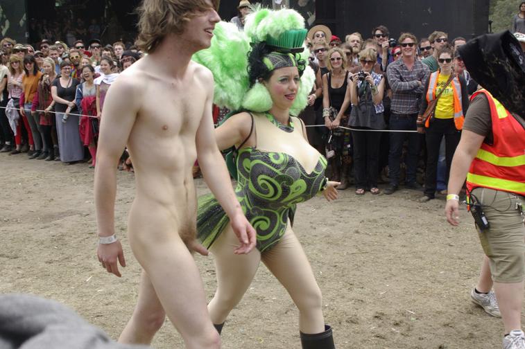danish nude race
