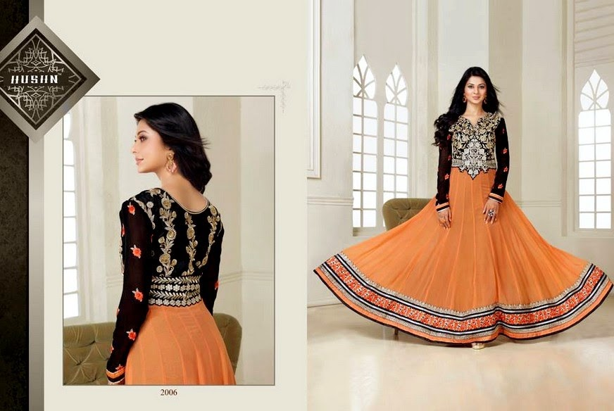 Indian Anarkali Long Frocks