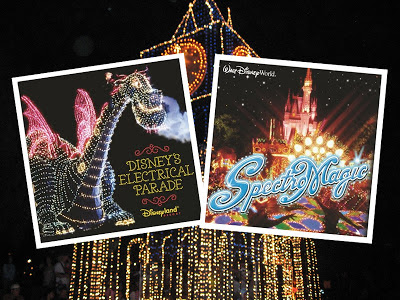 Disney Electrical Parade SpectroMagic iTunes Amazon digital