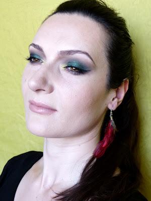 Egyptian Emerald - makijaż mineralny