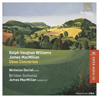 Vaughan Williams, James MacMillan, Benjamin Britten - Nicholas Daniel, Britten Sinfonia