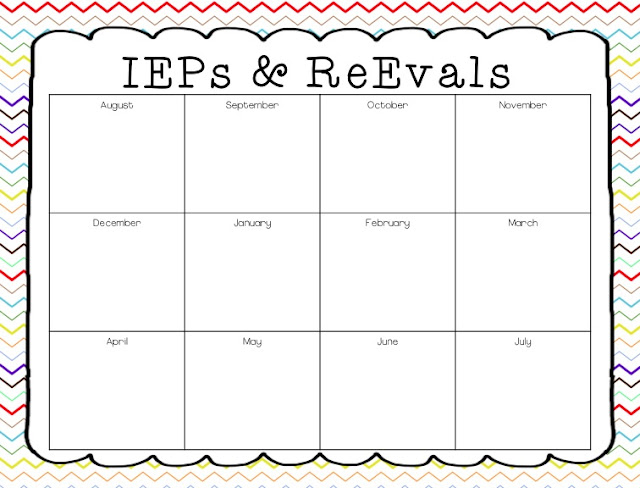 special education schedule template - a special sparkle back to school 10 tips for leading an