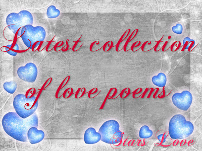 Latest collection of love poems