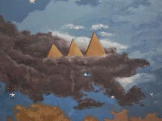 piramide masonica, templo masonico, firmamento, tres piramides, hijos del trabajo