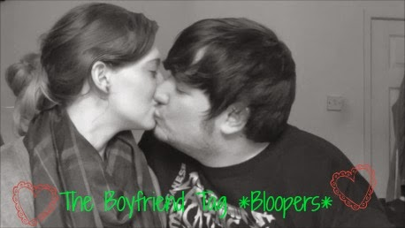 The Boyfriend Tag Bloopers Just Add Ginger