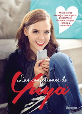 LIBRO - Las Confesiones de Yuya  (Planeta - 17 Septiembre 2015)  AUTOAYUDA & YOUTUBER | Edición ebook kindle  Comprar en Amazon España & buy Amazon USA
