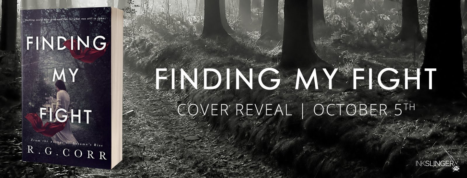 Finding My Fight Cover Reveal