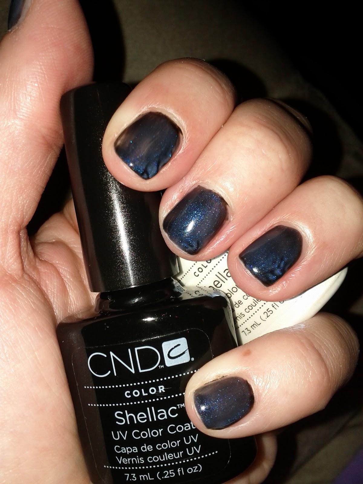 Lipgloss Break: nail polish