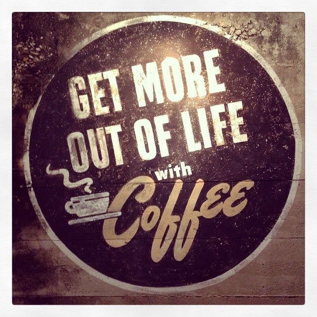 Get more out of life with Coffee (Mozart's Austin) ~ Life in Random Bits #coffee #austin