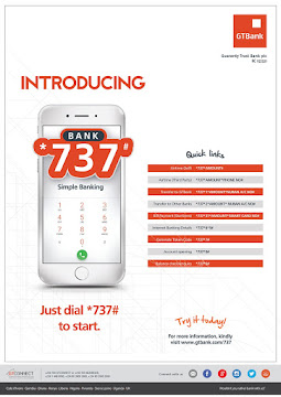 GTB BANK *737#