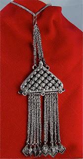 Antique Silver, Bronze & Gemstone Jewelry Styles in Yemen ...
