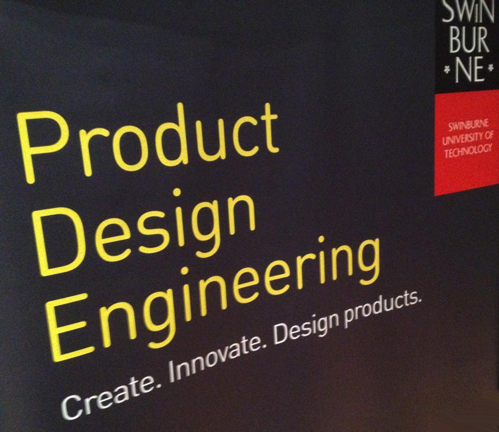 Industrial design in victoria australia swinburne for Product design for manufacturing