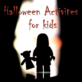 Halloween for kids!