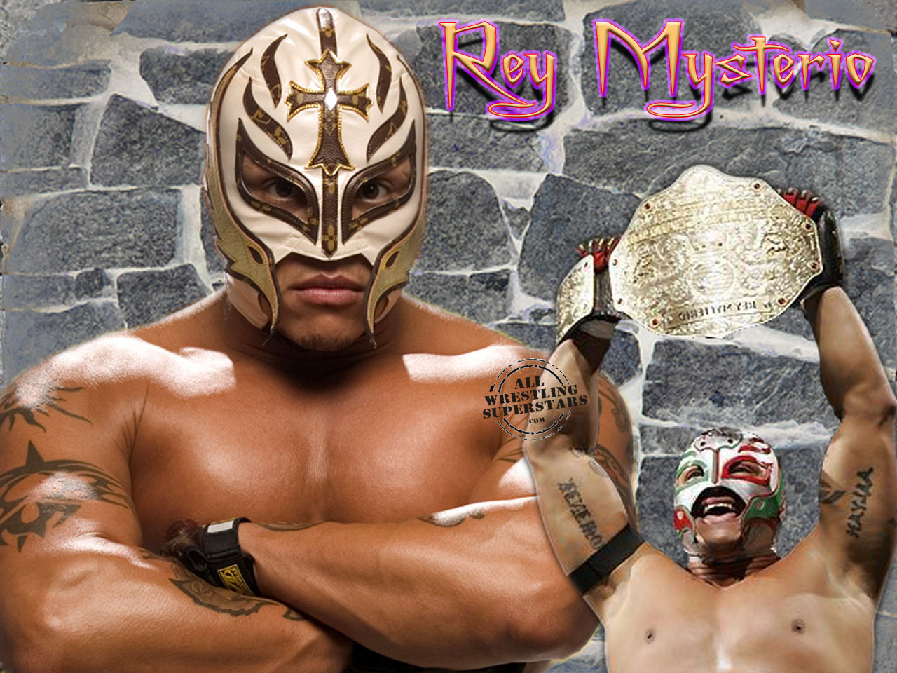 All Wallpapers: Rey Mysterio Wallpapers