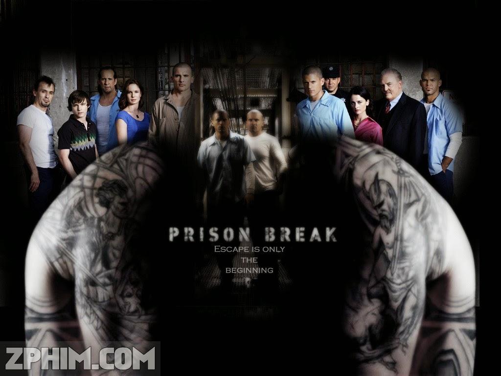 Ảnh trong phim Vượt Ngục 1 - Prison Break Season 1 1