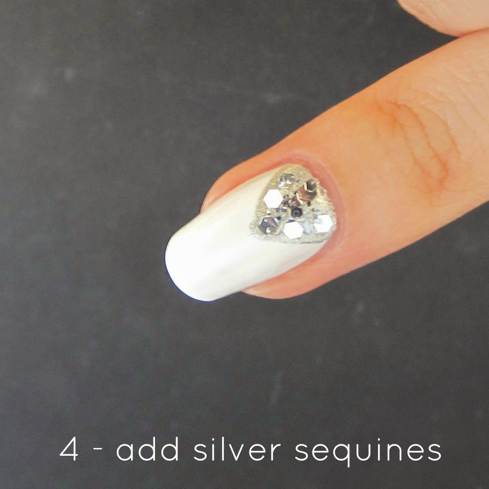 Celeb Nails   2NE1's Falling In Love - Nails At Home Dara Falling In Love Nails