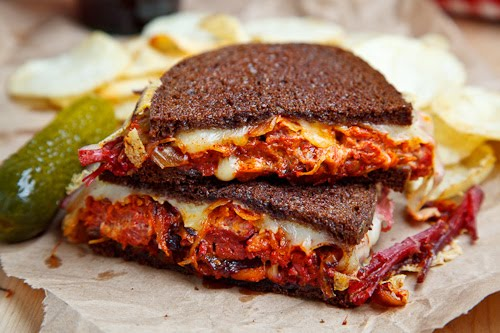 30 Amazing Grilled Cheese Sandwiches | Rica comida