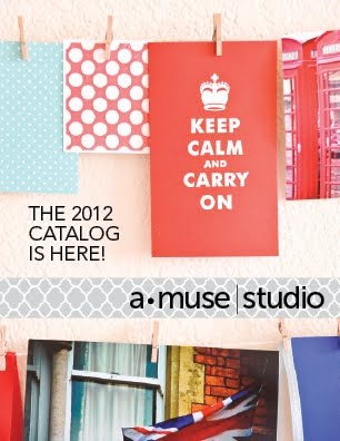 2012 A Muse Studio Catalog &amp; Inspiration Guide