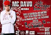 MC DAVO EN LA QUILLA