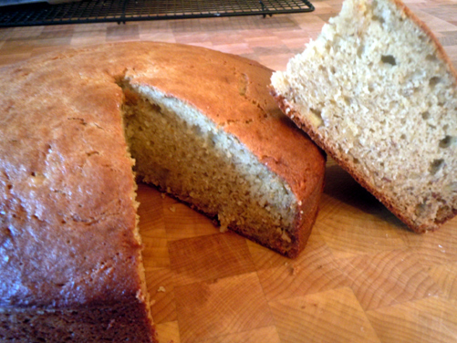 Sous chef baby banana cake ingredients 3 ripe bananas add one banana to make baby food 34 cup sugar 12 light brown sugar 12 cup vegetable oil 2 large eggs room temperature forumfinder Image collections