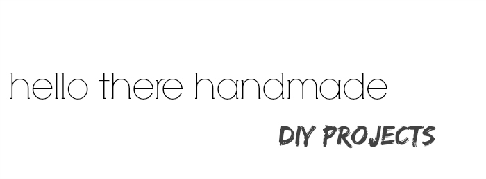 Hello There Handmade DIY Blog