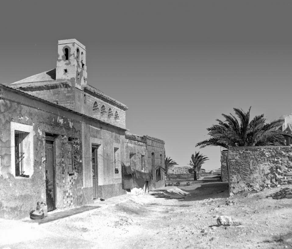 La mar d cosas nueva tabarca una isla en invierno - Casa en tabarca ...