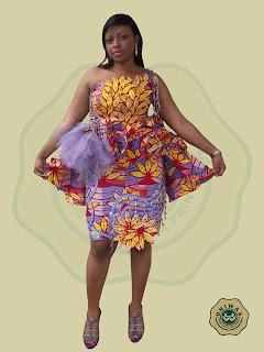 coco shine mode le pagne africain cousus dans un style moderne. Black Bedroom Furniture Sets. Home Design Ideas