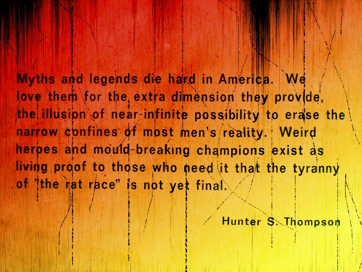 hunter s thompson essay order essay online mattnixon com