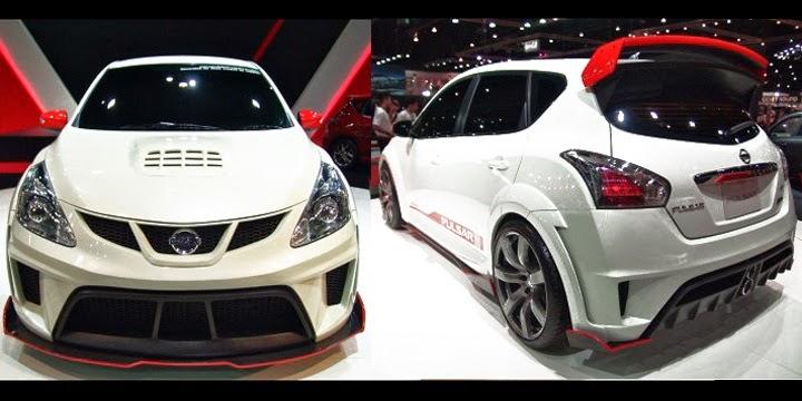 2015 Nissan Pulsar GTI-R photo