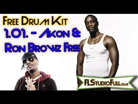 Como Fazer uma Base de Hip-Hop no FL Studio 11 Usando o Drum Kit Akon e Ron Browz