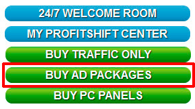 comprar paquetes de publicidad, buy ad packages profitclicking