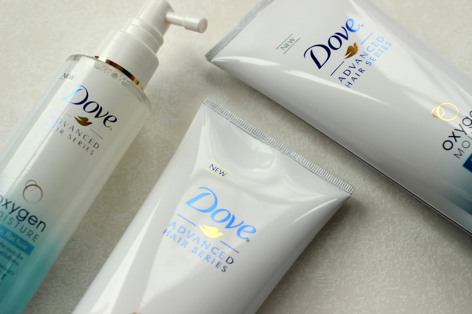 Win A Year's Supply Of Dove Haircare