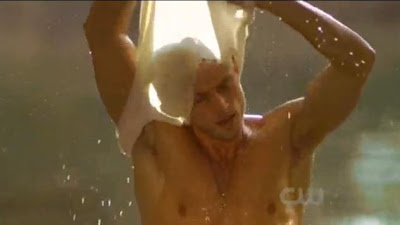 hart of dixie shirtless wade