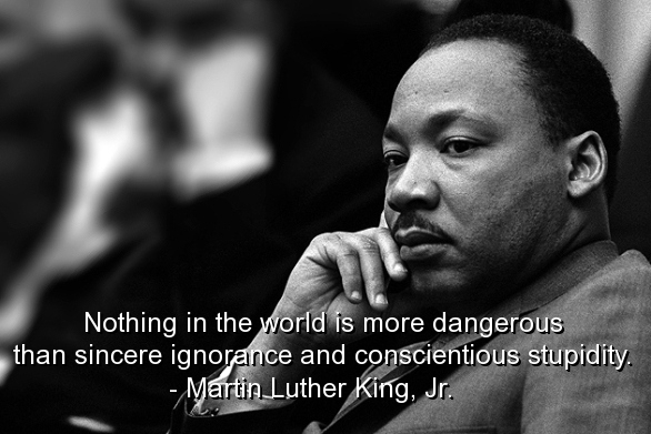 Inspirational quotes - martin luther king quotes
